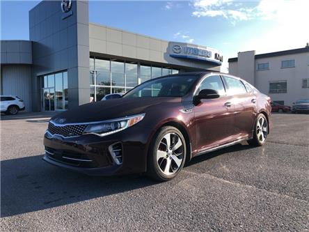 2016 Kia Optima SXL Turbo (Stk: 19C099A) in Kingston - Image 1 of 2