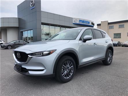 2019 Mazda CX-5 GS (Stk: 19T132) in Kingston - Image 1 of 15