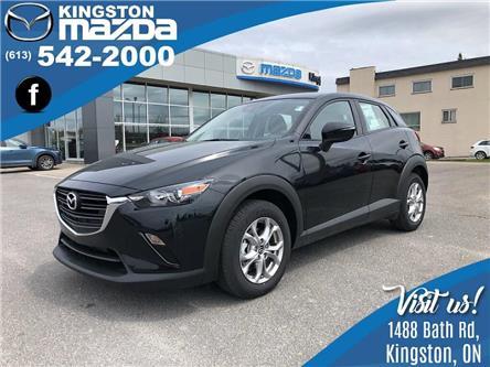 2019 Mazda CX-3 GS (Stk: 19T015) in Kingston - Image 1 of 16