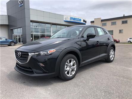 2019 Mazda CX-3 GS (Stk: 19T015) in Kingston - Image 2 of 16