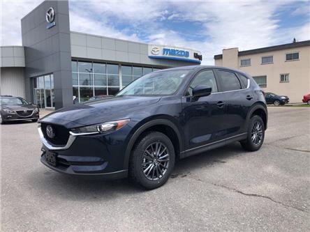 2019 Mazda CX-5 GS (Stk: 19T062) in Kingston - Image 2 of 14