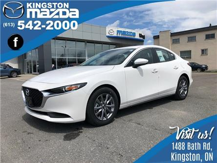 2019 Mazda Mazda3 GX (Stk: 19C034) in Kingston - Image 1 of 16