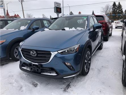 2019 Mazda CX-3 GT (Stk: 19T050) in Kingston - Image 2 of 5