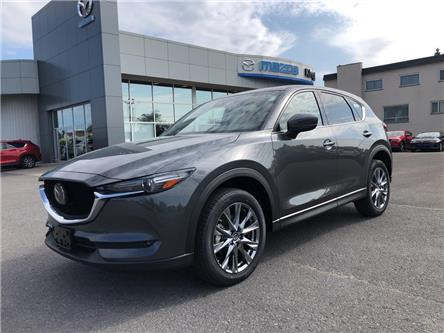 2019 Mazda CX-5 Signature (Stk: 19T125) in Kingston - Image 1 of 14