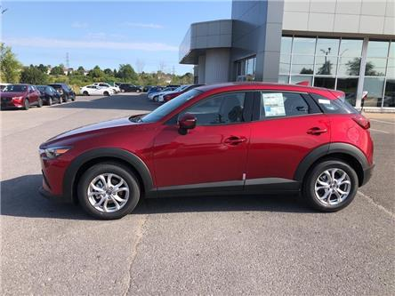 2019 Mazda CX-3 GS (Stk: 19T127) in Kingston - Image 2 of 11