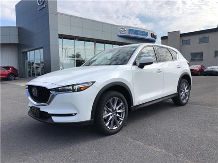 2019 Mazda CX-5 GT w/Turbo (Stk: 19T146) in Kingston - Image 1 of 15