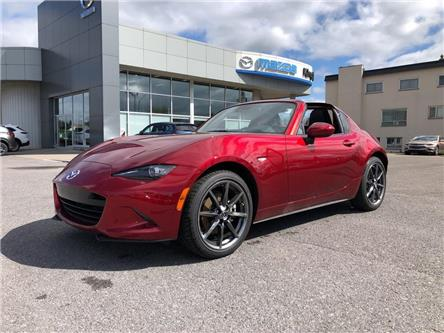 2019 Mazda MX-5 RF GT (Stk: 19C088) in Kingston - Image 1 of 16