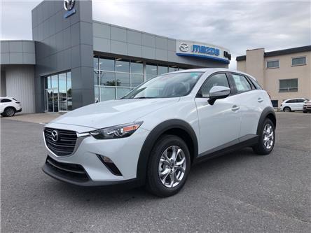 2019 Mazda CX-3 GS (Stk: 19T169) in Kingston - Image 1 of 15
