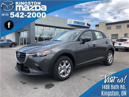 2019 Mazda CX-3 GS (Stk: 19T045) in Kingston - Image 1 of 16