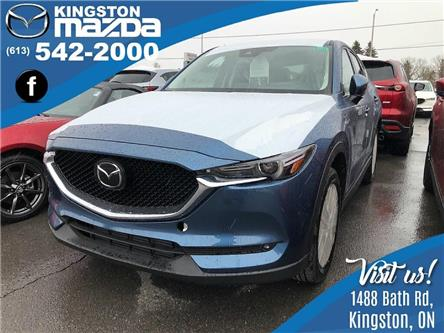 2019 Mazda CX-5 GT w/Turbo (Stk: 19T088) in Kingston - Image 1 of 5