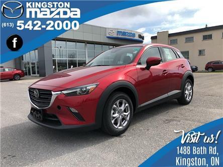 2019 Mazda CX-3 GS (Stk: 19T105) in Kingston - Image 1 of 16