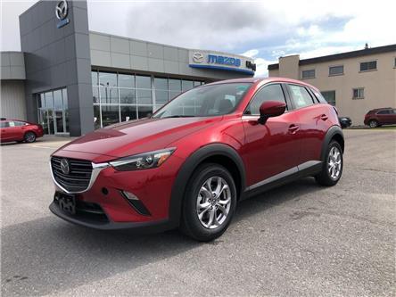 2019 Mazda CX-3 GS (Stk: 19T105) in Kingston - Image 2 of 16