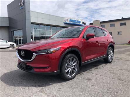 2019 Mazda CX-5 GT w/Turbo (Stk: 19T115) in Kingston - Image 2 of 16