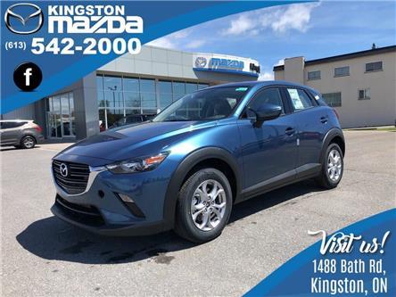 2019 Mazda CX-3 GS (Stk: 19T118) in Kingston - Image 1 of 16