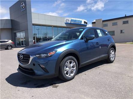 2019 Mazda CX-3 GS (Stk: 19T118) in Kingston - Image 2 of 16