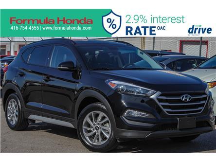 2018 Hyundai Tucson SE 2.0L (Stk: B11484R) in Scarborough - Image 1 of 31