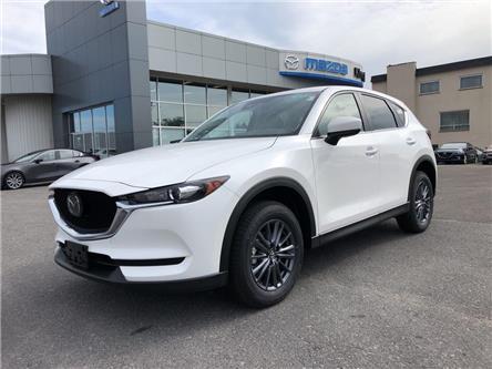 2019 Mazda CX-5 GS (Stk: 19T128) in Kingston - Image 1 of 12