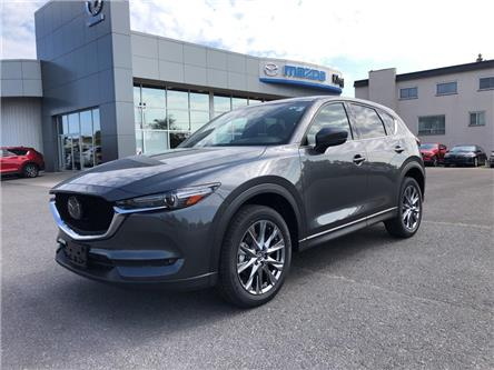 2019 Mazda CX-5 Signature (Stk: 19T145) in Kingston - Image 1 of 15