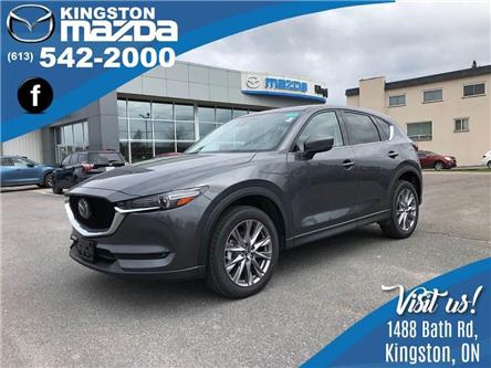2019 Mazda CX-5 GT w/Turbo (Stk: 19T058) in Kingston - Image 1 of 16