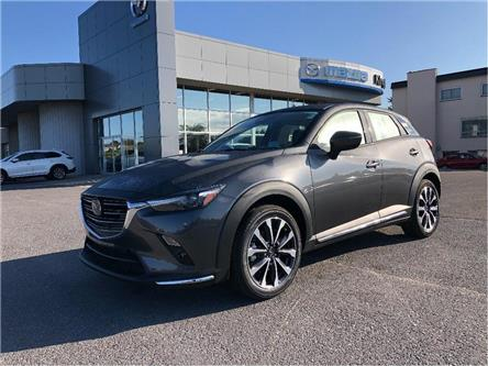 2019 Mazda CX-3 GT (Stk: 19T168) in Kingston - Image 1 of 15