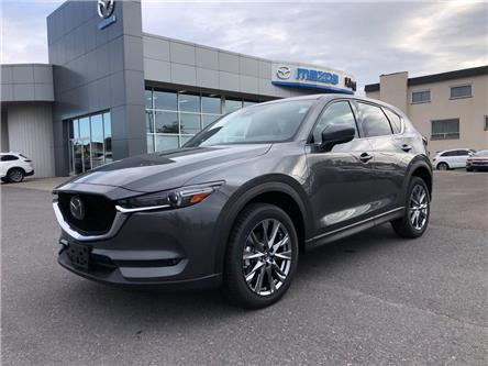 2019 Mazda CX-5 Signature w/Diesel (Stk: 19T170) in Kingston - Image 1 of 15