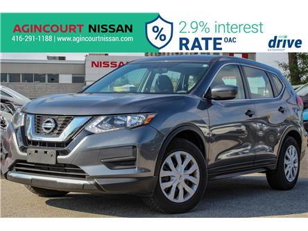 2017 Nissan Rogue S (Stk: KN162060B) in Scarborough - Image 1 of 17