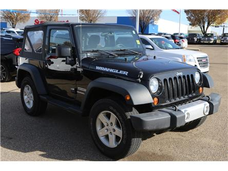 2013 Jeep Wrangler Sport (Stk: 178538) in Medicine Hat - Image 1 of 13