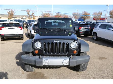 2013 Jeep Wrangler Sport (Stk: 178538) in Medicine Hat - Image 2 of 13