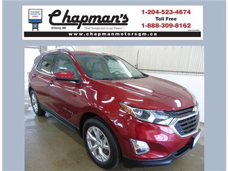 2019 Chevrolet Equinox LT (Stk: K-039A) in KILLARNEY - Image 1 of 34