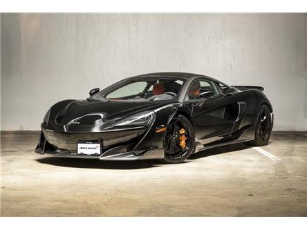 2019 McLaren 600LT Coupe (Stk: AT0020) in Vancouver - Image 1 of 21