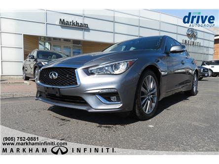 2018 Infiniti Q50 3.0t LUXE (Stk: P3178) in Markham - Image 1 of 27