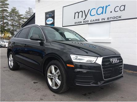 2016 Audi Q3 2.0T Progressiv (Stk: 191532) in Richmond - Image 1 of 20