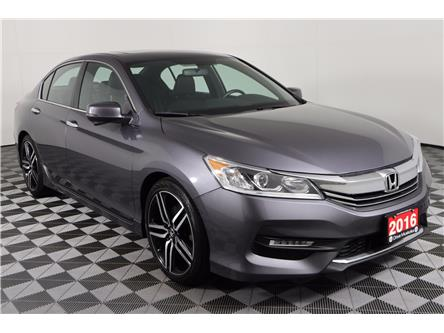 2016 Honda Accord Sport (Stk: 219423B) in Huntsville - Image 1 of 32