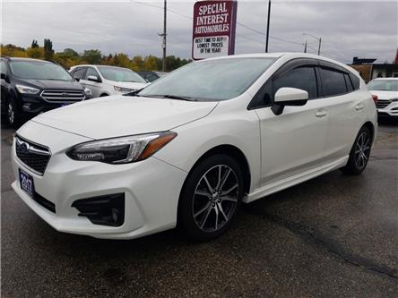 2017 Subaru Impreza Touring (Stk: 753704) in Cambridge - Image 1 of 26