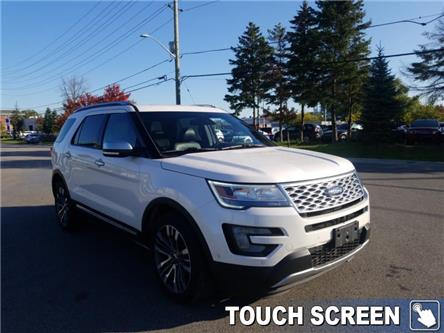2017 Ford Explorer Platinum (Stk: P8854) in Unionville - Image 2 of 14