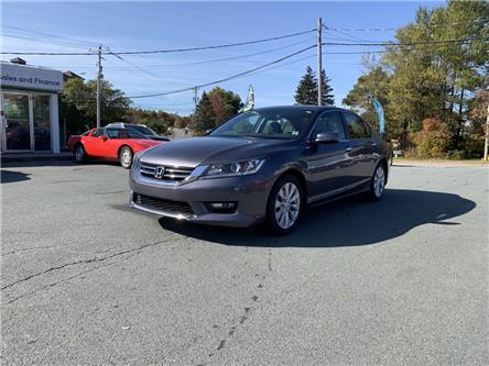 2015 Honda Accord EX-L (Stk: -) in Lower Sackville - Image 1 of 18