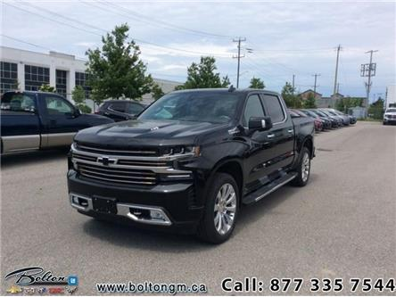 2019 Chevrolet Silverado 1500 High Country (Stk: 264794) in Bolton - Image 1 of 13