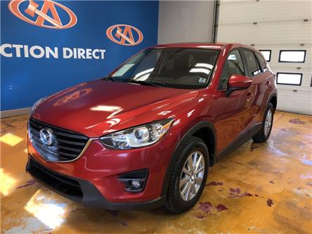 2016 Mazda CX-5 GS (Stk: 16-824837) in Lower Sackville - Image 1 of 18