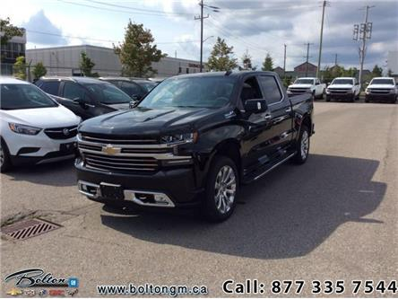 2020 Chevrolet Silverado 1500 High Country (Stk: 100747) in Bolton - Image 1 of 12