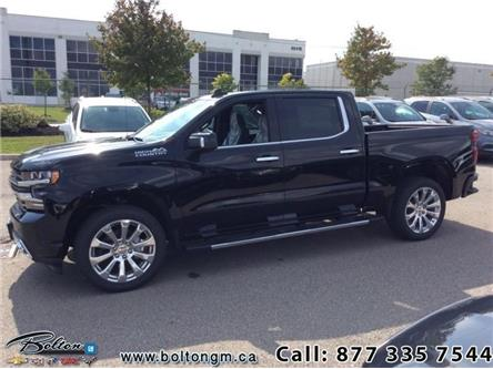2020 Chevrolet Silverado 1500 High Country (Stk: 100747) in Bolton - Image 2 of 12