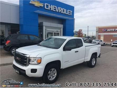 2017 GMC Canyon Base (Stk: 1346P) in Bolton - Image 1 of 12