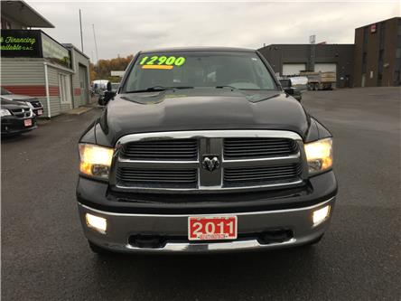 2011 Dodge Ram 1500 Laramie Longhorn (Stk: 2581) in Kingston - Image 2 of 13