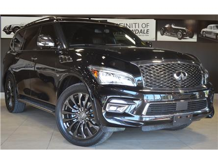 2016 Infiniti QX80 Limited 7 Passenger (Stk: U16574) in Thornhill - Image 2 of 34