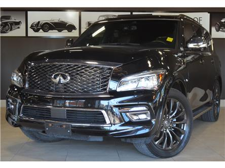 2016 Infiniti QX80 Limited 7 Passenger (Stk: U16574) in Thornhill - Image 1 of 34