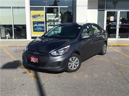 2017 Hyundai Accent L (Stk: H12308A) in Peterborough - Image 1 of 18