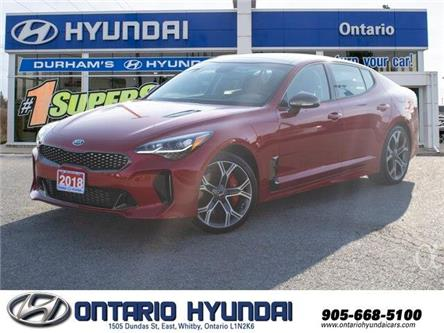 2018 Kia Stinger GT (Stk: 40721K) in Whitby - Image 1 of 21