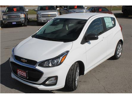 2020 Chevrolet Spark LS CVT (Stk: 411301) in Carleton Place - Image 1 of 17