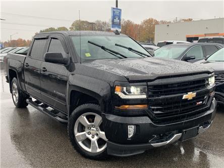 2017 Chevrolet Silverado 1500 1LT (Stk: 19T418A) in Midland - Image 1 of 17