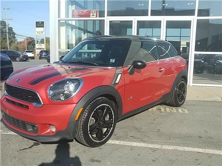 2013 MINI Paceman Cooper S (Stk: U0356) in New Minas - Image 1 of 16
