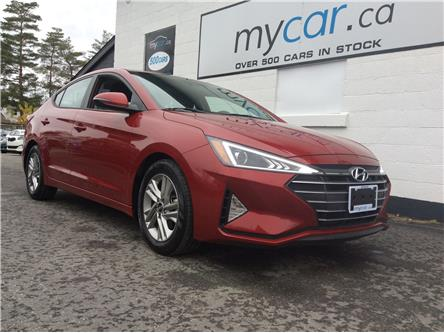 2019 Hyundai Elantra Preferred 2.0 w/Sun & Leather Package (Stk: 191634) in Richmond - Image 1 of 22
